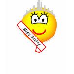 Miss emoticon   womens_apparel_tshirt