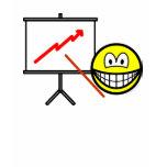 Presenting smile good news  womens_apparel_tshirt
