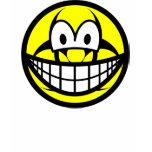 Biohazard smile version II  womens_apparel_tshirt