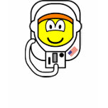 Astronaut buddy icon   womens_apparel_tshirt