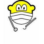 Dentist buddy icon   womens_apparel_tshirt
