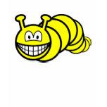 Caterpillar smile   womens_apparel_tshirt