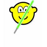 Light saber buddy icon   womens_apparel_tshirt