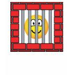 Jailed emoticon   womens_apparel_tshirt