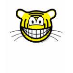 Tiger smile   womens_apparel_tshirt