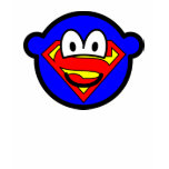 Superman buddy icon Logo  womens_apparel_tshirt