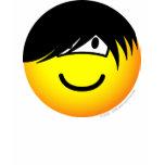 Emo emoticon   womens_apparel_tshirt