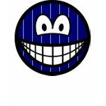 Pinstripe smile   womens_apparel_tshirt