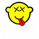 Happy buddy icon   womens_apparel_tshirt