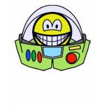 Buzz Lightyear smile   womens_apparel_tshirt