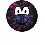 Plasma globe emoticon   womens_apparel_tshirt