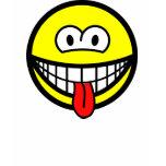 Wazzup smile   womens_apparel_tshirt