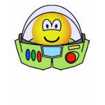 Buzz Lightyear emoticon   womens_apparel_tshirt