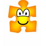 Jigsaw piece emoticon   womens_apparel_tshirt