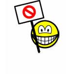 Demonstrator smile   womens_apparel_tshirt