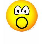 Inflatable emoticon   womens_apparel_tshirt