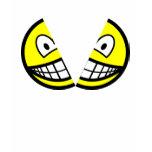 Split smile   womens_apparel_tshirt