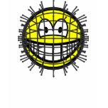 Pinhead smile   womens_apparel_tshirt