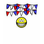 Bunting smile   womens_apparel_tshirt