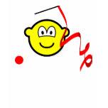 Rhythmic gymnastics buddy icon Olympic sport Artistic gymnastics womens_apparel_tshirt
