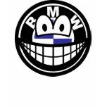 BMW smile   womens_apparel_tshirt