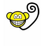 Monkey smile   womens_apparel_tshirt