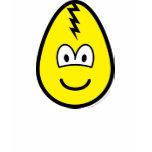 Egg buddy icon Cracked egg  womens_apparel_tshirt