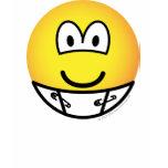 Diaper emoticon   womens_apparel_tshirt