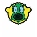 Gasmask buddy icon   womens_apparel_tshirt