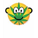 Cannabis emoticon   womens_apparel_tshirt