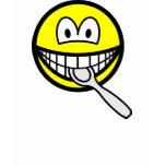 Silver spoon smile   womens_apparel_tshirt