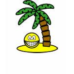 Desert island smile   womens_apparel_tshirt