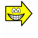 Right smile arrow  womens_apparel_tshirt
