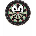 Dartboard emoticon   womens_apparel_tshirt