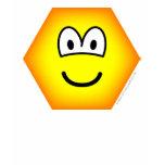 Hexagon emoticon   womens_apparel_tshirt