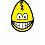 Egg smile Cracked egg  womens_apparel_tshirt
