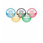 Olympic smile   womens_apparel_tshirt