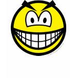Evil smile   womens_apparel_tshirt