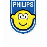 Philips buddy icon Let's make things buddy icon  womens_apparel_tshirt