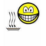 Pie baked smile   womens_apparel_tshirt