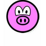 Pig smile   womens_apparel_tshirt