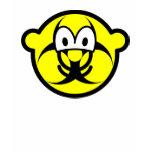 Biohazard buddy icon version II  womens_apparel_tshirt
