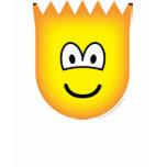Simpson emoticon Bart  womens_apparel_tshirt