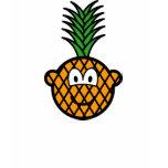 Pineapple buddy icon   womens_apparel_tshirt