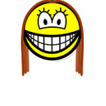 Brunette smile   womens_apparel_tshirt