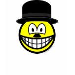 Charlie Chaplin smile   womens_apparel_tshirt