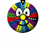 Wheel of fortune emoticon   womens_apparel_tshirt