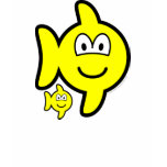 Pisces buddy icon Zodiac sign  womens_apparel_tshirt