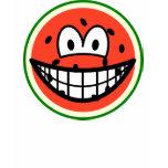 Watermelon smile   womens_apparel_tshirt