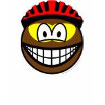 Biker smile muddy  womens_apparel_tshirt